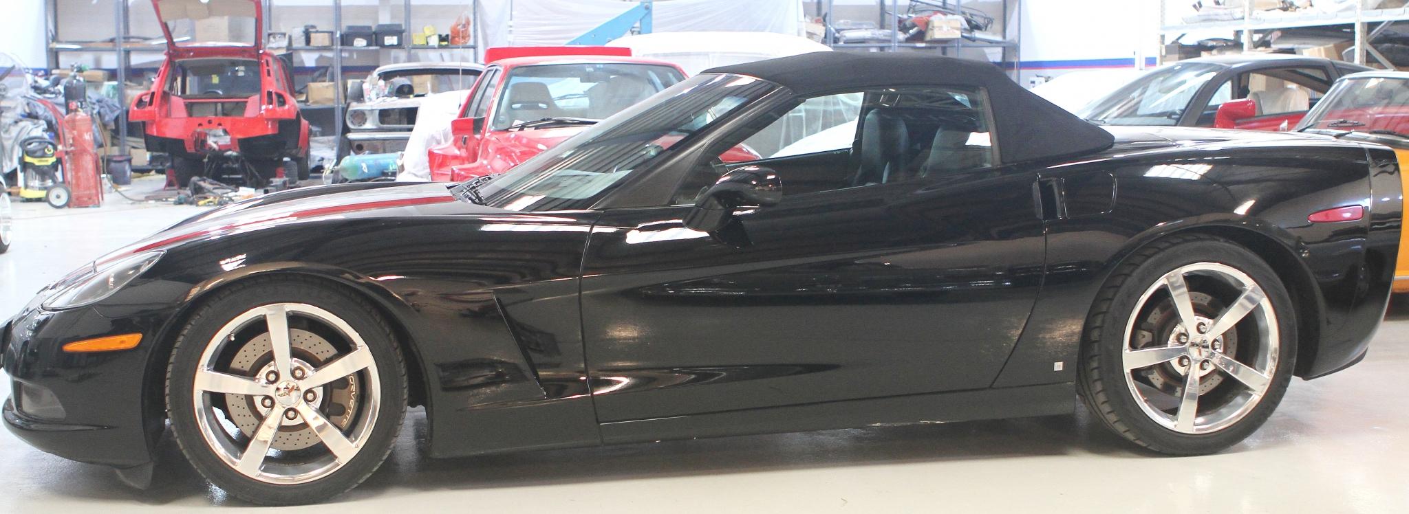 Chevrolet Corvette C6 | The Motor Company Trading LLC